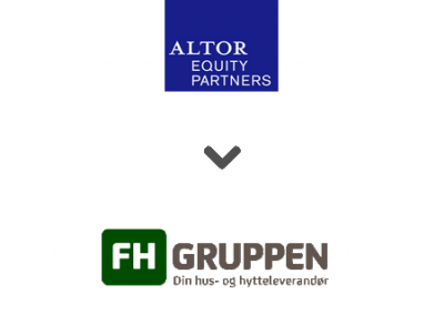 Altor kjøper FH Gruppen