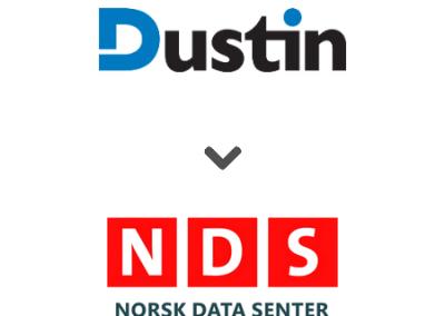 NDS solgt til Dustin i Sverige
