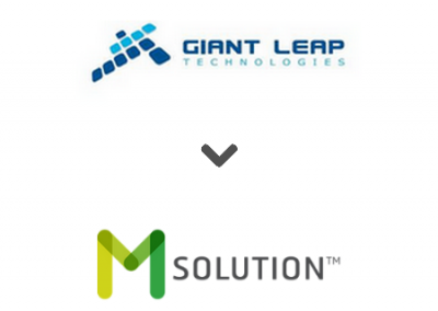 M-Solution solgt til Giant Leap Technologies