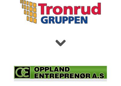 Oppland Entreprenør solgt til Tronrud Gruppen