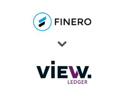Finero AS kjøpt av ViewLedger AS