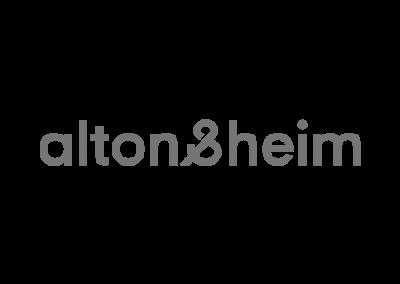 Strategisk investor alton&heim ApS